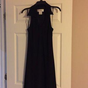 Jones of New York long black dress
